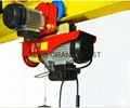 Mini Electric Hoist with Trolley 1