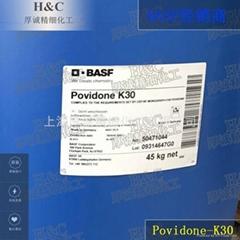 巴斯夫-聚乙烯吡咯烷酮 povidone K30