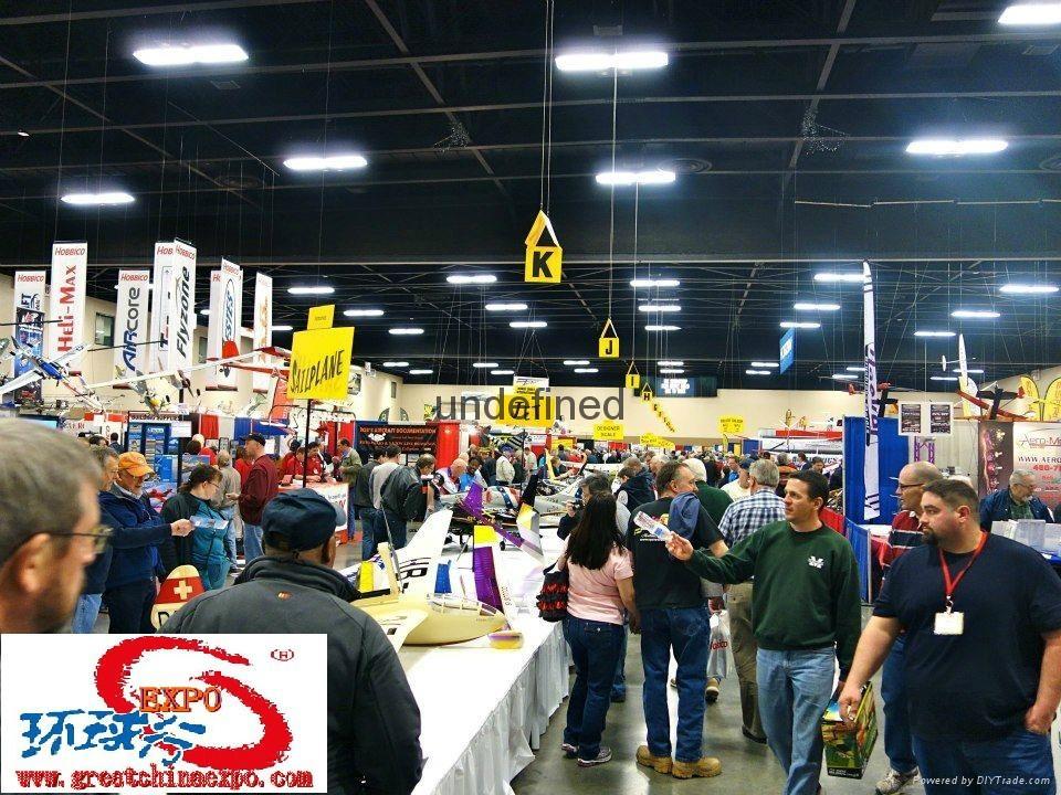 2020年美國托萊多國際航模玩具展覽會 4