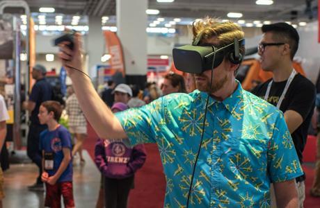 2020年美國E3電子娛樂遊戲產業展覽會 3