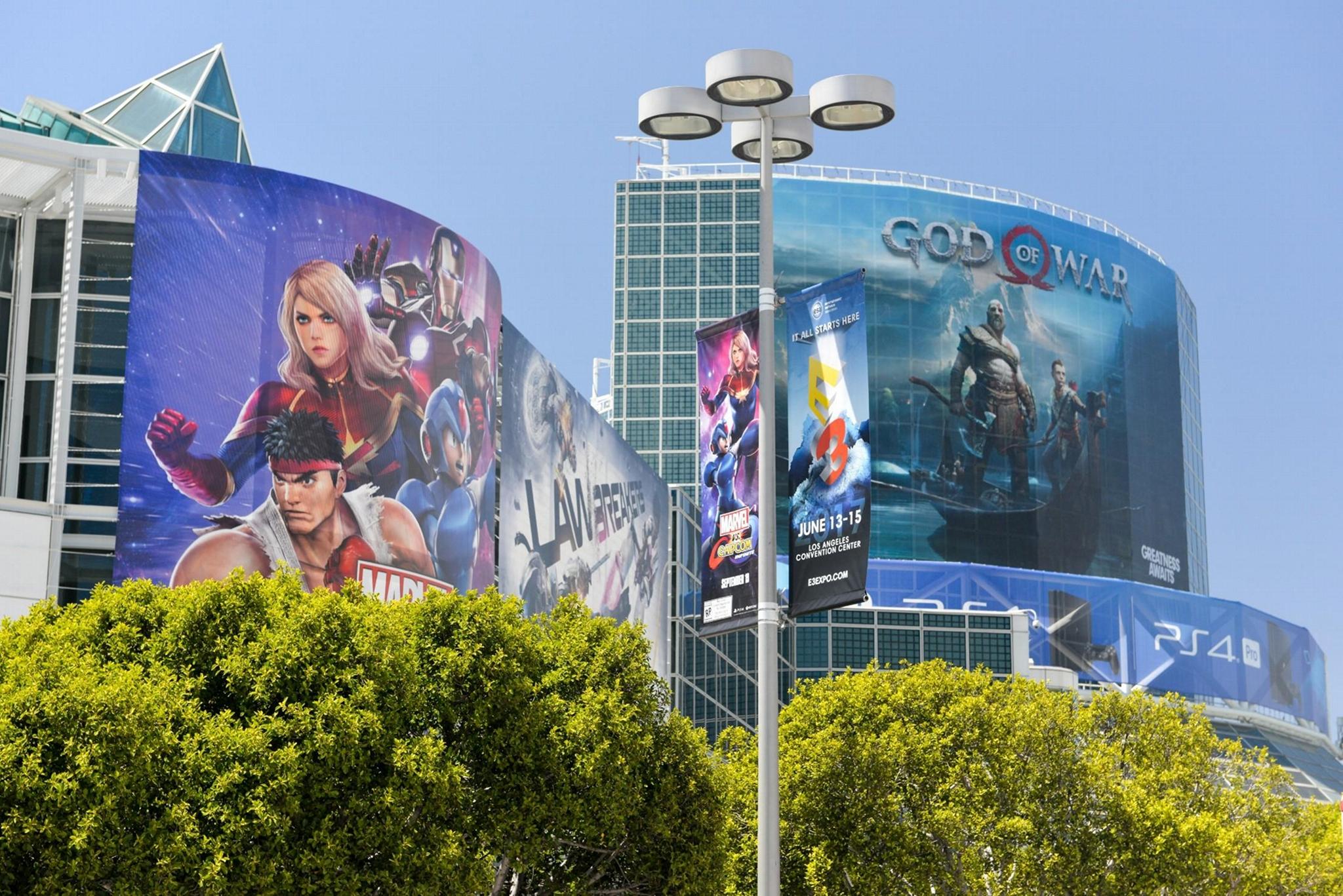2020年美國E3電子娛樂遊戲產業展覽會 4