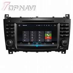TOPNAVI 7.0'' Screen Android 7.1 Auto GPS Navigation Stereo Benz(2004-2007)