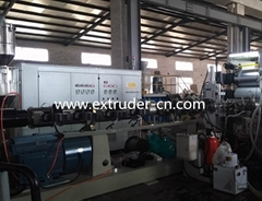 PMMA sheet extrusion line