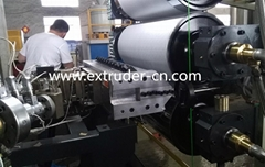 PMMA PS PC light guide sheet extrusion line