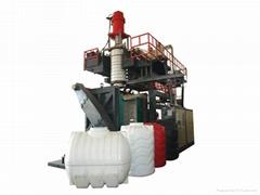 500-1000L water tank blow molding machine