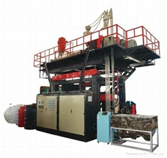 3layers 2000L water tank blow molding machinery