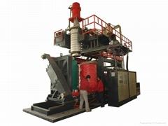 Factory price water tank blow molding machine