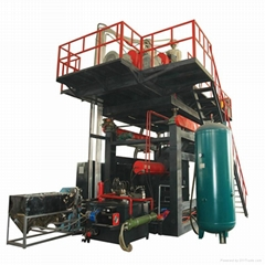 5000L 3 layers water tank blow molding machine