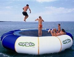 Orbit Inflatable Water Trampoline