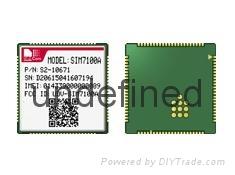 芯讯通 SIM7100A 4G LTE无线通讯模块