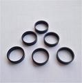 高性能粘接釹鐵硼磁環磁瓦等