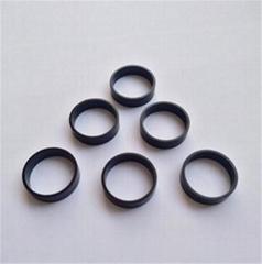 高性能粘接钕铁硼磁环磁瓦等