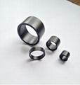 高質量粘結釹鐵硼磁環磁瓦等廠家