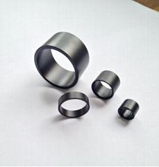 高質量粘結釹鐵硼磁環磁瓦等廠家直銷