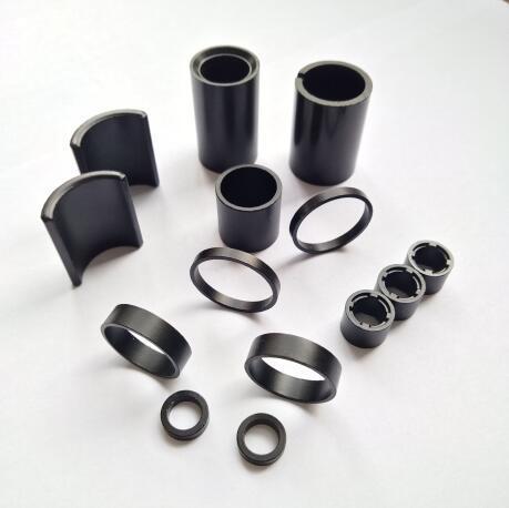 高性能粘結釹鐵硼磁環磁瓦等工廠直銷 1