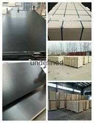 建筑覆膜胶合板