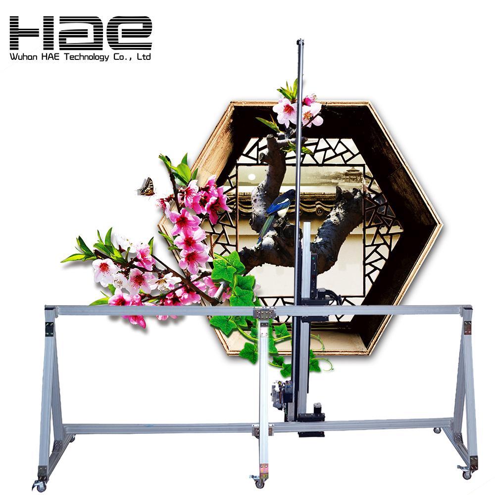 Wall Glass Ceramic Tile Plaster Murals Printer Printing Machine 1