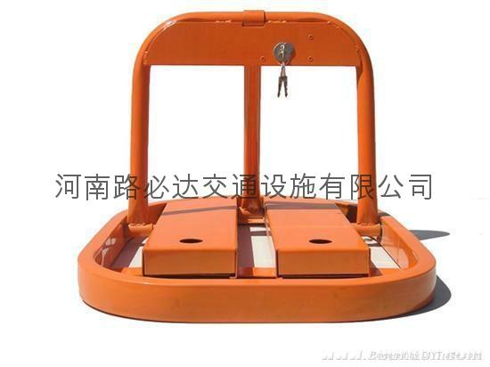 车位锁遥控车位锁厂家停车场用品价格 4