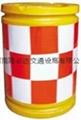 塑料防撞桶交通隔离墩厂家价格