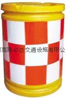 塑料防撞桶交通隔離墩廠家價格