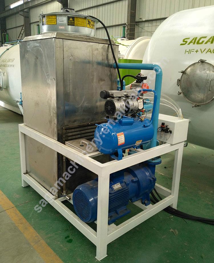 High Frequency Vacuum Wood Drying Kiln HF Dryer Machine 4