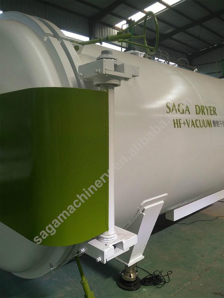 High Frequency Vacuum Wood Drying Kiln HF Dryer Machine 2