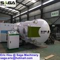 High Frequency Vacuum Wood Drying Kiln HF Dryer Machine