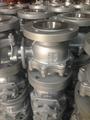 美標碳鋼低平台球閥