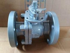 供應Q41F-150LB-DN50美標碳鋼球閥