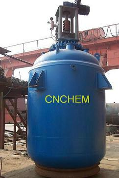 Glass lined reactor 50L-30000L 2