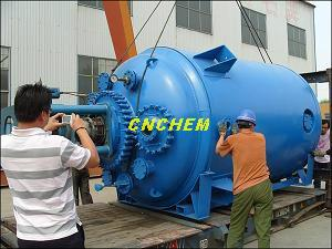 Glass lined reactor 50L-30000L 3