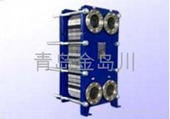 青島金島川板式換熱器