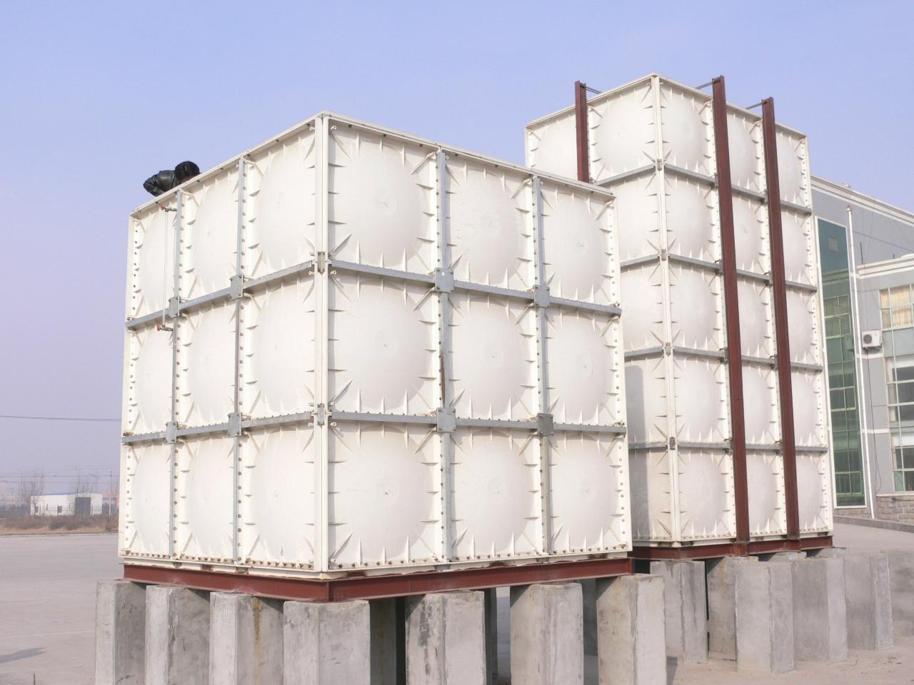 FRP/GRP Panel Tank for Drinking Water 2