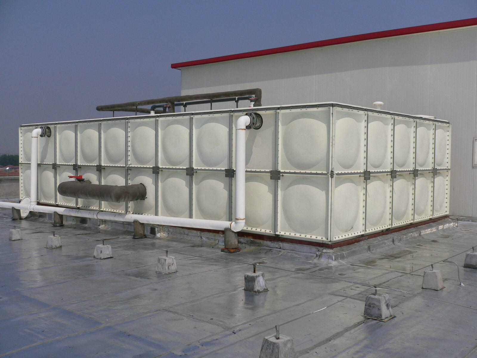 FRP/GRP Panel Tank for Drinking Water 4