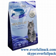 Wholesale High Quality Animal Feed Package Custom Made Plastic Pet Food Packagin