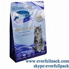 Wholesale High Quality Animal Feed Package Custom Made Plastic Pet Food Packagin