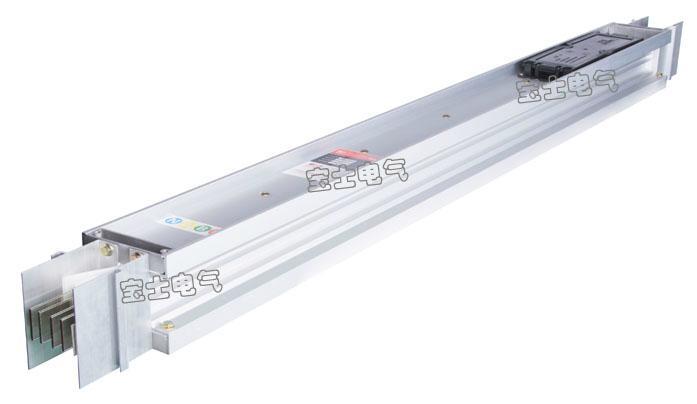 鋁導體密集型低壓封閉式插接母線槽系統 3