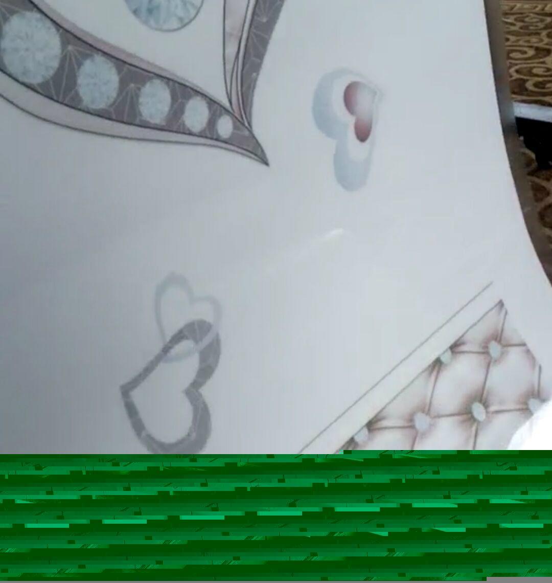 移门水晶封釉膜 3