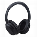 Over ear active noise cancelling