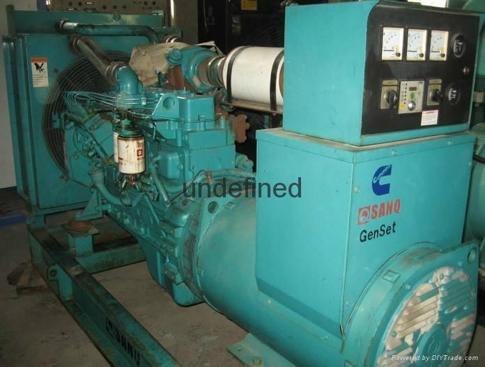 100KW发电机 1