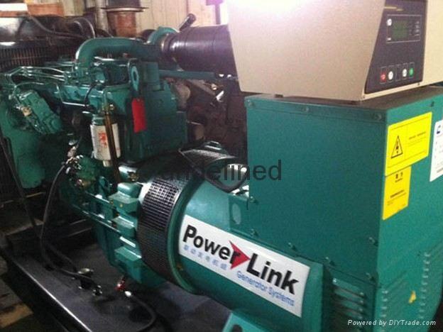 150KW发电机 1