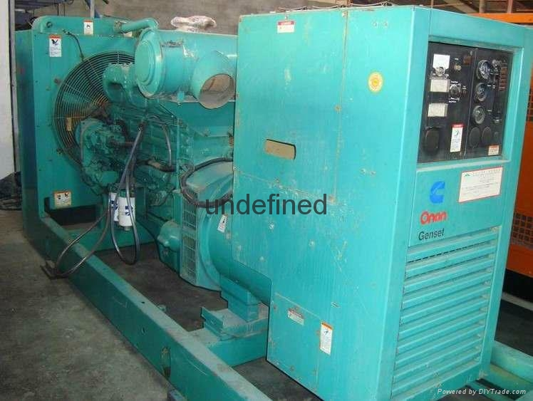 250KW发电机 1