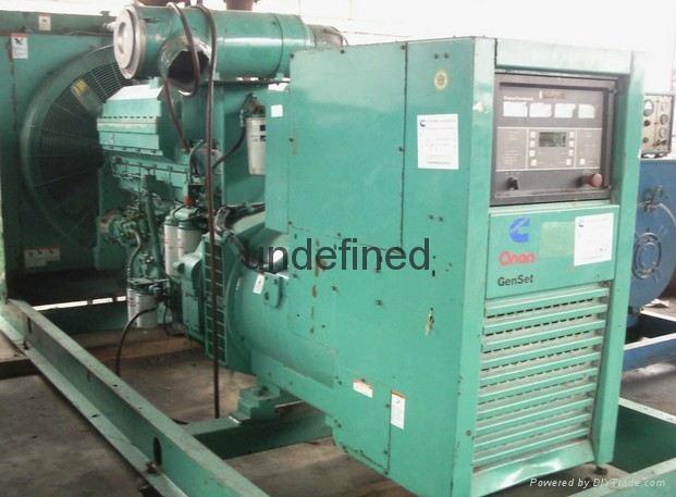 400KW发电机 1