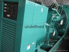 500KW发电机
