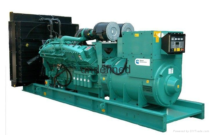 1000KW发电机 1