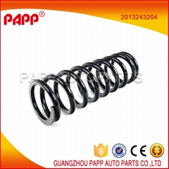 shock absorber rear coil spring for mercedes benz 2013243204