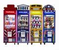 slot coin game machine 2017 claw crane