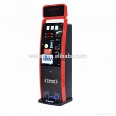 High quality vending machine coin exchange Deluxe Coin Vending Machine for sale