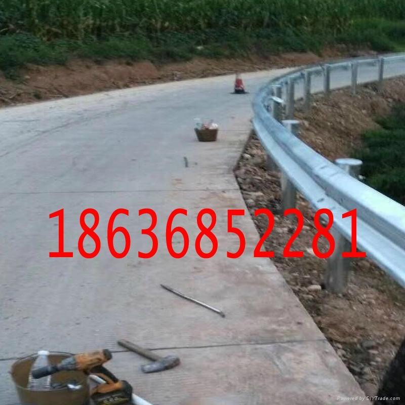 太原高速公路护栏 1