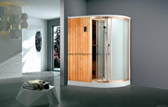 Wholesaler Luxury Custom Portable Steam Sauna Room